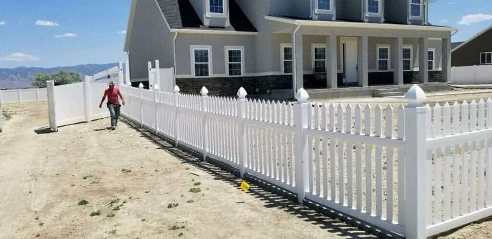 Residential Fencing Contractor Salt Lake County UT
